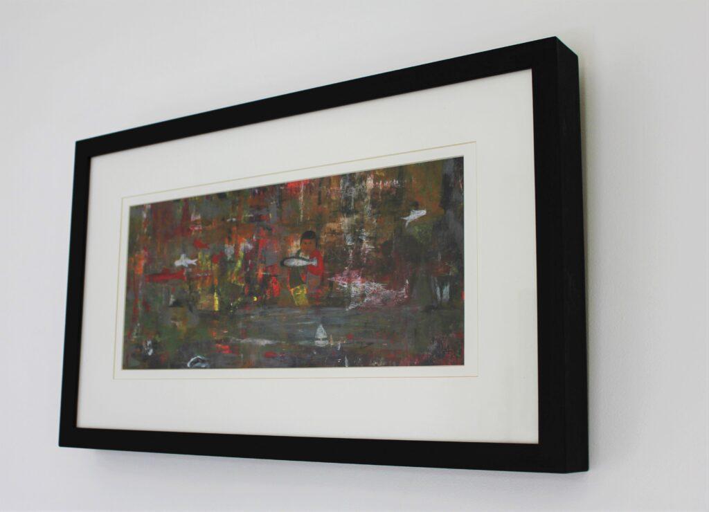 Contemporary Irish Painting, Dream Source, Emerging artist