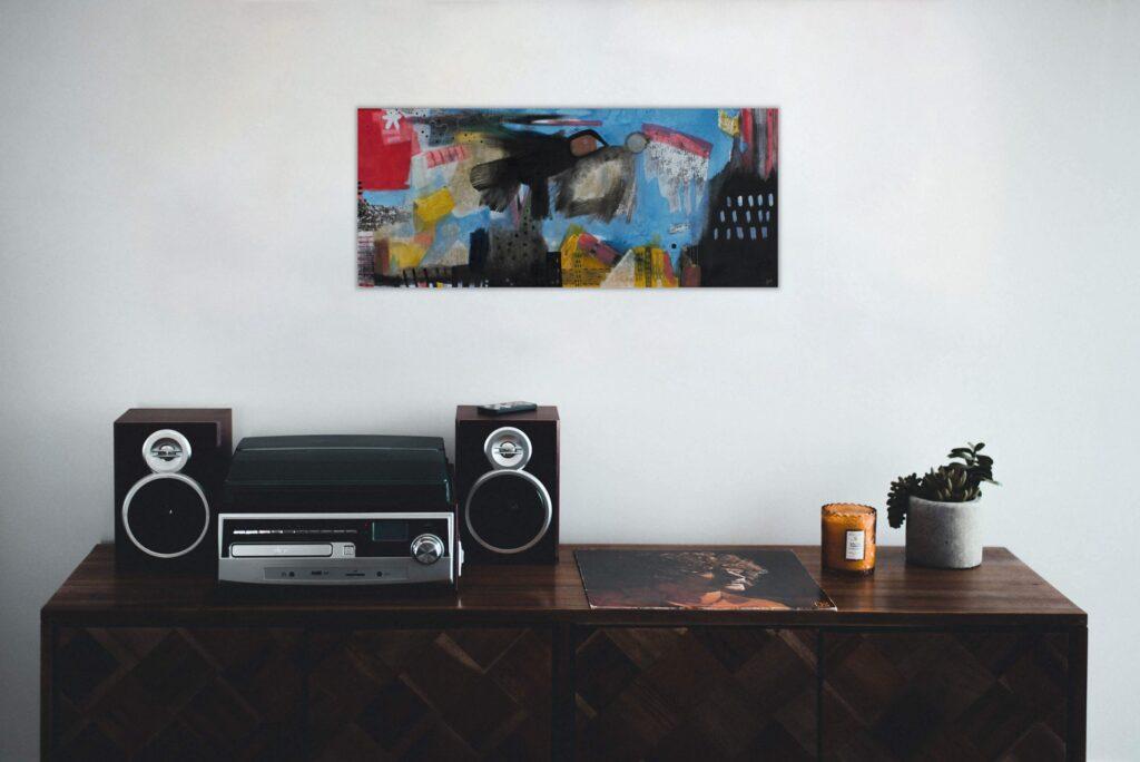 Contemporary Interior Design Art