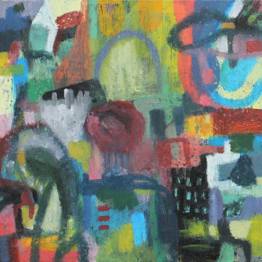 Joan Eardley, contemporary painting, abstract painting, Irish contemporary painting