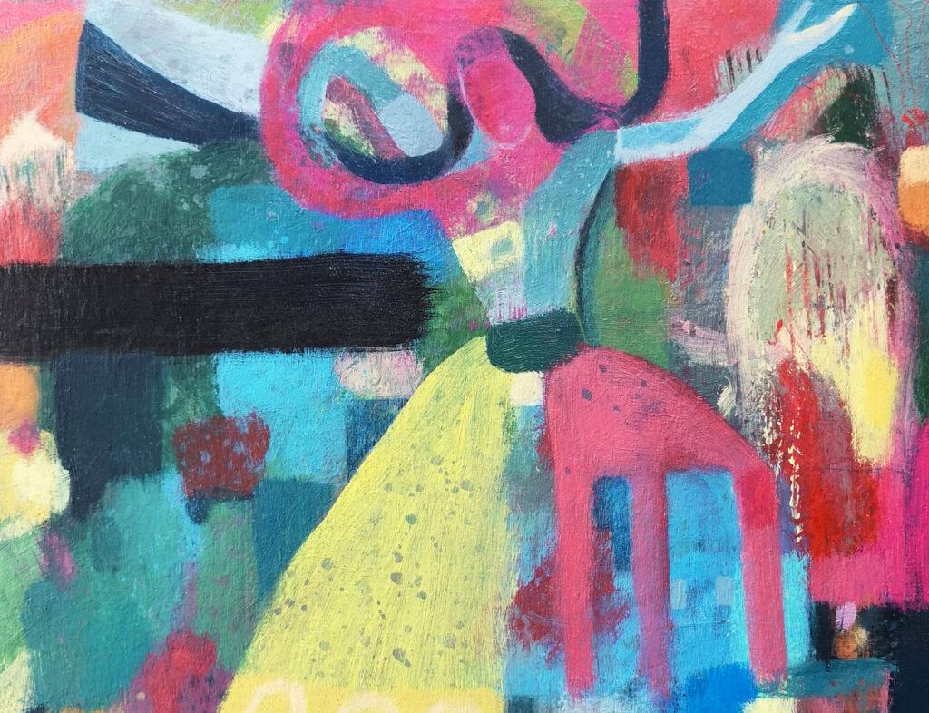 Abstract art, contemporary art, art for sale, emerging art