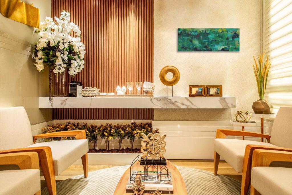 Contemporary interior art
