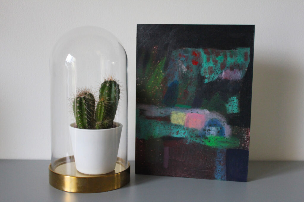 Affordable modern art
