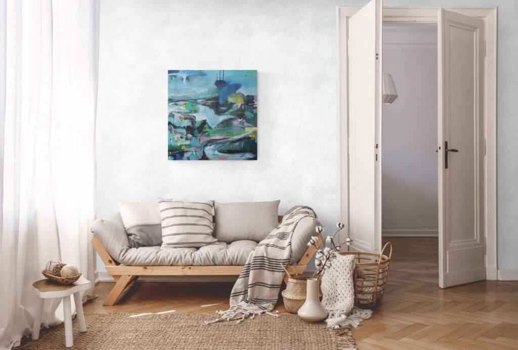 Interior design art