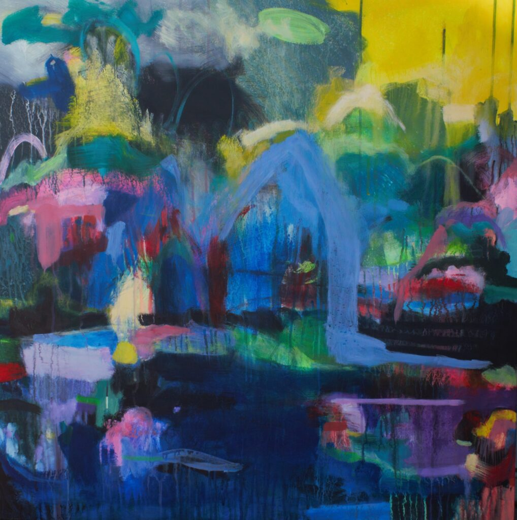 Abstract landscapes