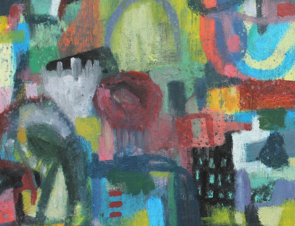 abstract art for sale, acrylic painting, Irish artist, female artist