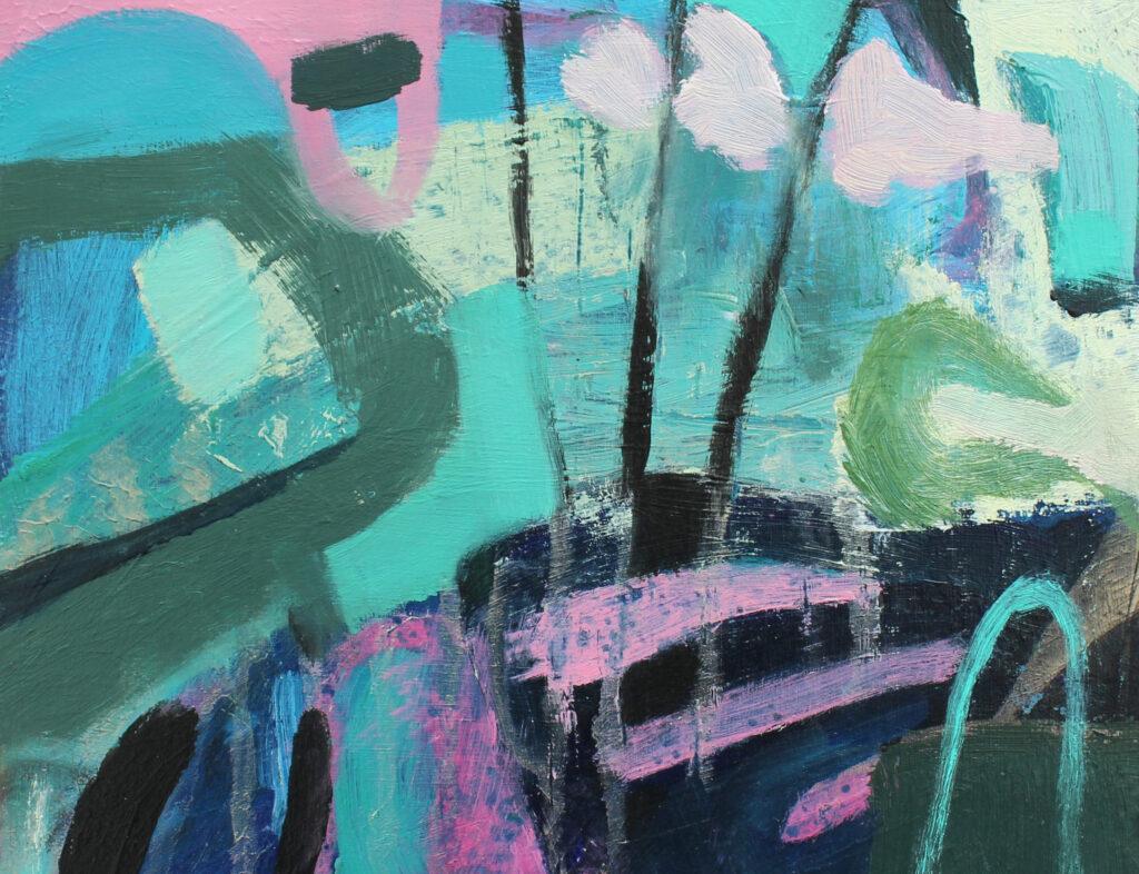 abstract art, irish abstract art, contemporary art, female art