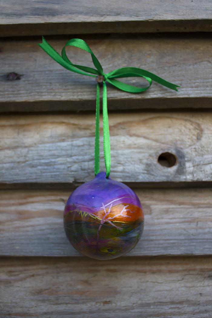 Original hanging ornaments