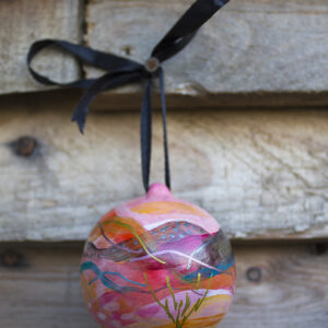 Baubles by artists